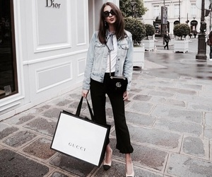 fashion, dior, and clothes image