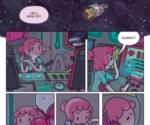 bubblegum, comic, and couple image