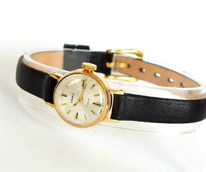etsy, mechanical watch, and womens watches image