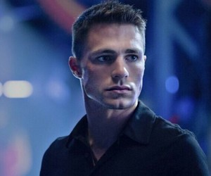 colton haynes, arrow, and boy image