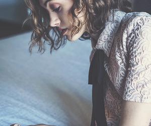 natalia dyer, girl, and stranger things image