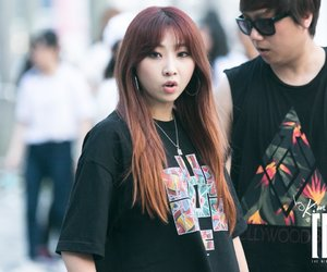 2ne1, dancer, and gong minzy image