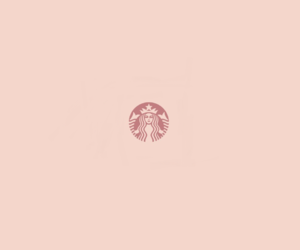 background, starbucks, and desktop image