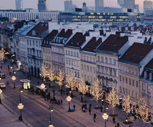 Poland, travel, and warsaw image