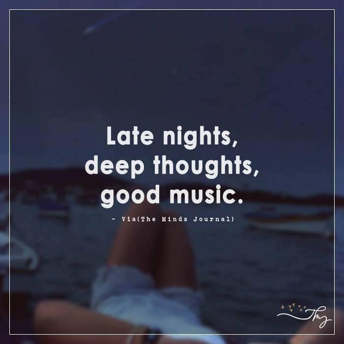 Image of: Sleeping Late Night Thinking We Heart It Late Night Thinking On We Heart It