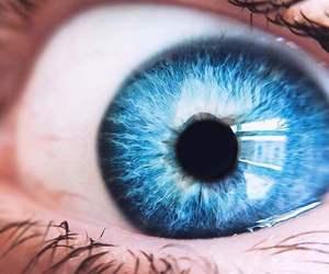 amazing, blue, and blue eye image