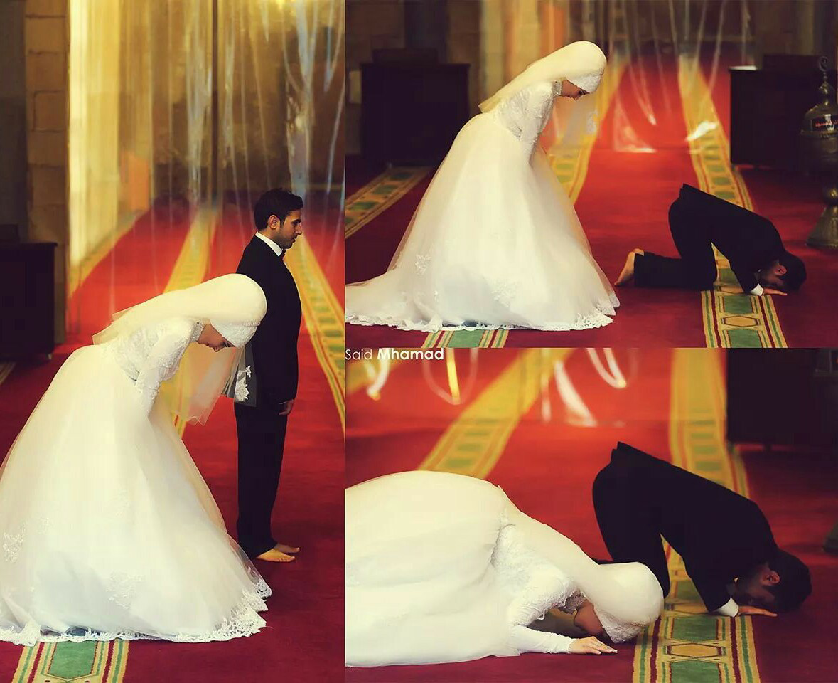 muslim, wedding, and islam image