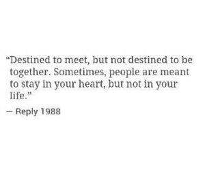 quote, love, and destiny image