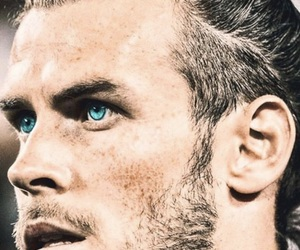 bale, blue eyes, and boys image