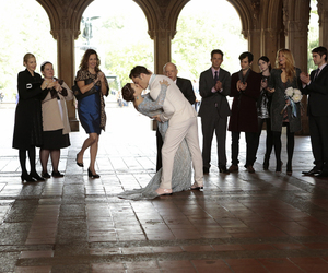gossip girl, wedding, and blair image