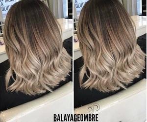 blonde, brunette, and summer image