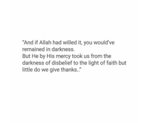 allah, Darkness, and faith image
