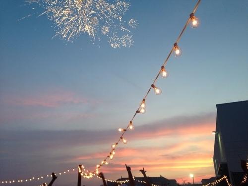 light, sky, and fireworks image