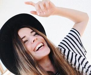 boho, girl, and smile image