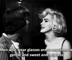 Marilyn Monroe and some like it hot image