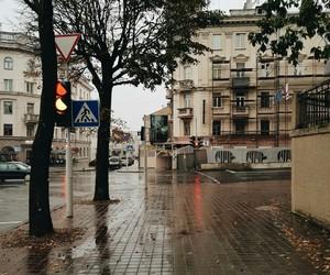 autumn, belarus, and city image