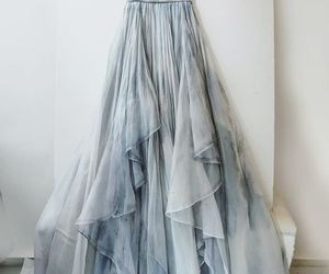 beauty, blue, and Couture image