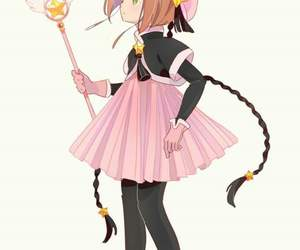 sakura card captor and anime image