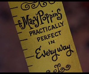 Mary Poppins, disney, and perfect image