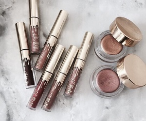 makeup, beauty, and kylie jenner image