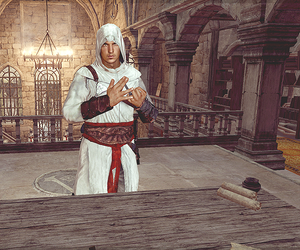 games, altair, and assassin's creed image