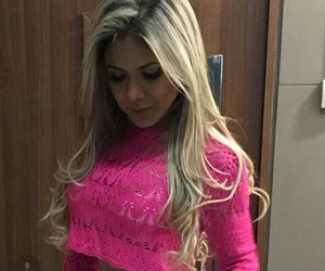 blond, cabelo, and hair image