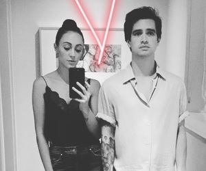 brendon urie and sarah urie image