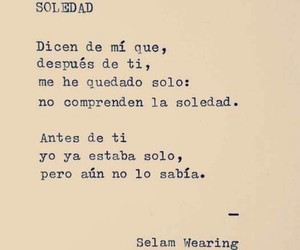 amor, frases, and solo image