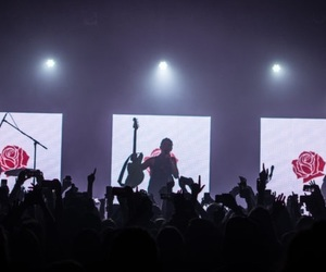 concert, music, and lany image