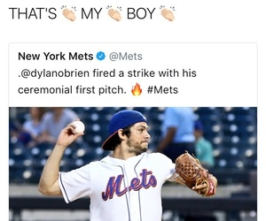 mets, teen wolf, and dylan o'brien image