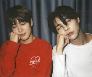 jaehyun, nct, and johnny image