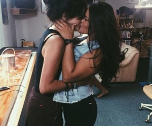 lesbian, couple, and gay image