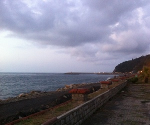 sea, dalga, and deniz image