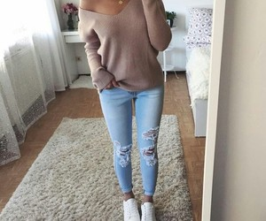 style, ootd, and clothes image