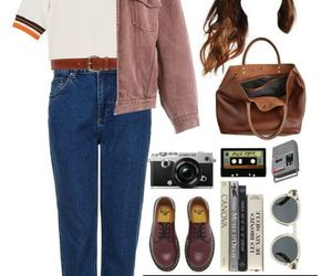 casual, fashion, and Polyvore image