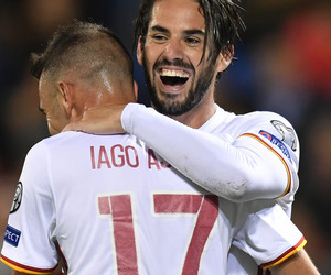 spain, spain nt, and isco image
