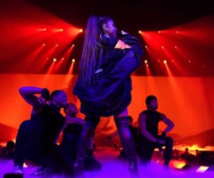 ariana grande, butera, and dangerous woman image