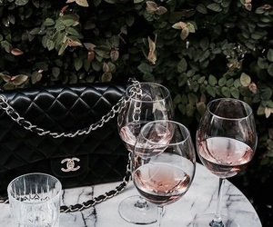 chanel and drink image