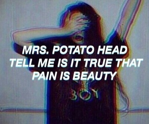 melanie martinez, beauty, and quote image