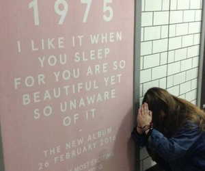 aesthetic, pale, and the 1975 image