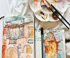 art, inspiration, and italy image