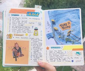 ideas, journal, and journaling image