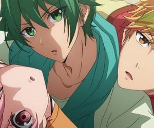 anime, kenka banchou otome, and hinako nakayama image