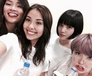 anna, girl group, and girls image