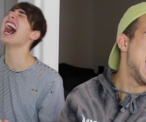 corey scherer and colby brock image
