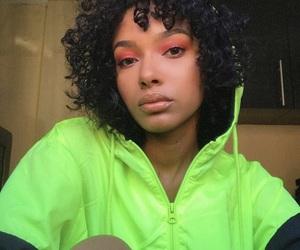 makeup, singer, and baddie image