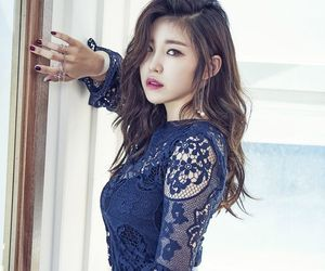 secret, hyosung, and kpop image