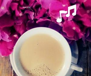 pink, صباح الخير, and كلمات image