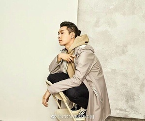 converse, lay, and yixing image