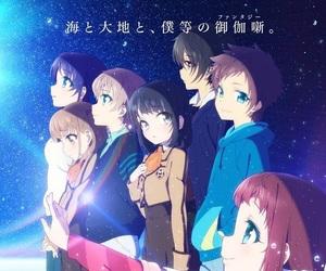 nagi no asukara, anime, and sayu image